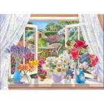 The-House-of-Puzzles-3053 Pièces XXL - Summer Breeze