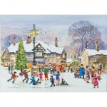 The-House-of-Puzzles-3060 Pièces XXL - Winter Fun