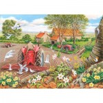The-House-of-Puzzles-3114 Pièces XXL - Red Harrows
