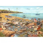 The-House-of-Puzzles-3121 Pièces XXL - Rock Pool