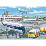 The-House-of-Puzzles-3138 Pièces XXL - Up & Away