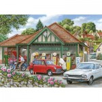 The-House-of-Puzzles-3411 Pièces XXL - Fill Her Up Please