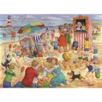 The-House-of-Puzzles-3459 Pièces XXL - Trip To The Seaside