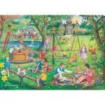 The-House-of-Puzzles-3503 Trouvez les 15 Différences No.8 - Park & Rides