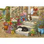 The-House-of-Puzzles-3541 Pièces XXL - Puss 'n' Boots
