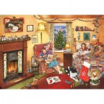 The-House-of-Puzzles-3817 Christmas Collectors Edition No.11 - A Story For Christmas