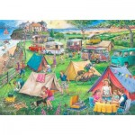The-House-of-Puzzles-3824 Trouvez les 15 Différences No.10 - Camping