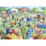 The-House-of-Puzzles-3930 Pièces XXL - Summer Fete