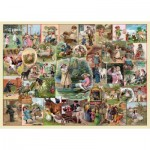 The-House-of-Puzzles-4142 Pièces XXL - Playtime Pursuits