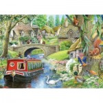 The-House-of-Puzzles-4159 Pièces XXL - Take it Easy