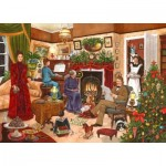 The-House-of-Puzzles-4173 Christmas Collectors Edition No.12 - Christmas Past