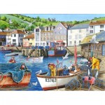 The-House-of-Puzzles-4180 Trouvez les 15 Différences No.12 - Busy Harbour