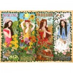 The-House-of-Puzzles-4203 Four Seasons