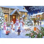 The-House-of-Puzzles-4258 Snow Family