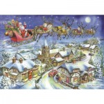 The-House-of-Puzzles-4487 Christmas Collectors Edition No.13 - Christmas Eve