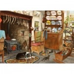 The-House-of-Puzzles-4517 Pièces XXL - Fisherman's Cottage