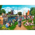 The-House-of-Puzzles-4524 Pièces XXL - Happy Days