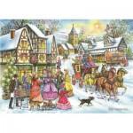 The-House-of-Puzzles-4593 Trouvez les 15 Differences No.15 - Coach & Carols