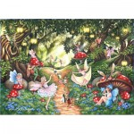 The-House-of-Puzzles-4739 Pièces XXL - Faerie Dell