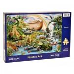 The-House-of-Puzzles-4753 Pièces XXL - Arche de Noë