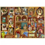 The-House-of-Puzzles-4760 Pièces XXL - Darley Collection - Bric-a-Brac