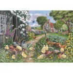 The-House-of-Puzzles-4777 Pièces XXL - Darley Collection - Going Cheep!