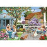 The-House-of-Puzzles-4791 Pièces XXL - Darley Collection - Ladies of Leisure
