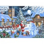 The-House-of-Puzzles-4852 Christmas Collectors Edition No.14 - Seeing Double