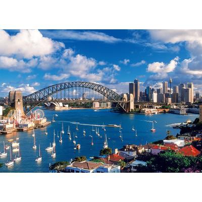 Trefl-10206 Australie, Sydney : Port Jackson