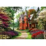 Trefl-10355 Davison : Maison Victorienne