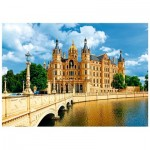 Trefl-10430 Schwerin Palace