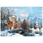 Trefl-10439 Winter Landscape