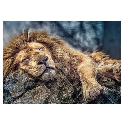 Trefl-10447 Lion