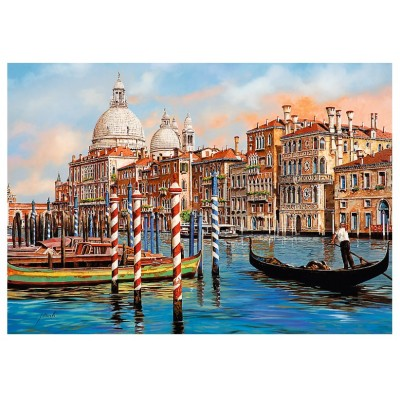 Trefl-10460 Canal Grande, Venise