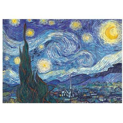 Trefl-10465 Vincent Van Gogh - Nuit Etoilée sur le Rhône
