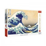 Trefl-10521 Hokusai - The Great Wave of Kanagawa