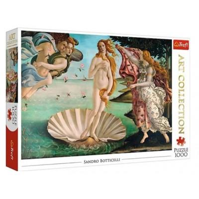Trefl-10589 Sandro Botticelli - La Naissance de Venus