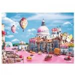 Trefl-10598 Bonbons à Venise