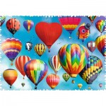 Trefl-11112 Crazy Shapes - Colorful Balloons