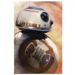 Trefl-11201 Nano Star Wars - BB-8