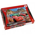 Trefl-13123 Cars, la belle équipe