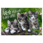 Trefl-13215 Pièces XXL - Best Friends Forever