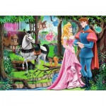 Trefl-13223 Disney Princess