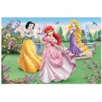 Trefl-14135 Les princesses Disney