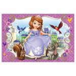 Trefl-14208 Pièces XXL - Princesse Sofia