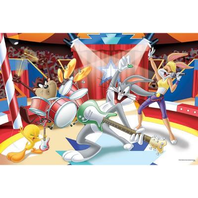 Trefl-14209 Pièces XXL - Looney Tunes : Concert