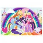 Trefl-14269 Pièces XXL - My Little Pony