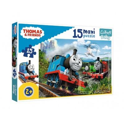 Trefl-14283 Pièces XXL - Thomas & Friends