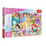 Trefl-14294 Disney Princess
