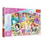 Trefl-14294 Disney Princess